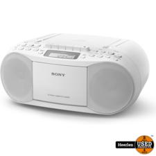 Sony Sony CFD-S70   Wit   Nieuw   Met Garantie