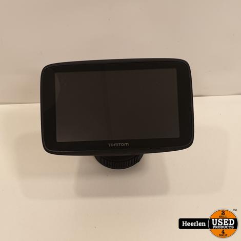 TomTom Go 520   Zwart   B-Grade   Met Garantie