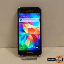 Samsung Samsung Galaxy S5 Mini 18GB | Zwart | B-Grade | Met Garantie