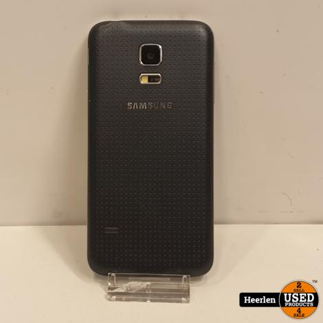 Samsung Galaxy S5 Mini 18GB | Zwart | B-Grade | Met Garantie