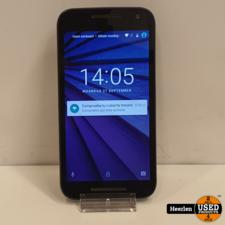 Motorola Motorola Moto G 3rd Gen 8GB | Zwart | B-Grade | Met Garantie