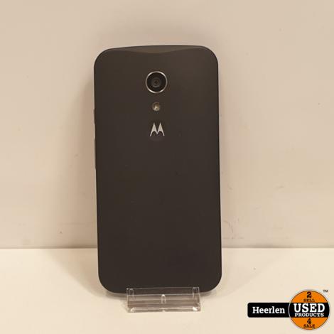 Motorola G 2nd Gen 8GB | Zwart | B-Grade | Met Garantie