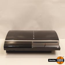 Sony Sony Playstation 3 Phat 160GB   Zwart   B-Grade   Met Garantie