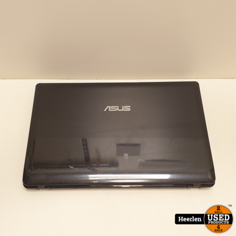 ASUS A52J   Intel Core i5 M 450   4GB - 500GB   B-Grade   Met Garantie