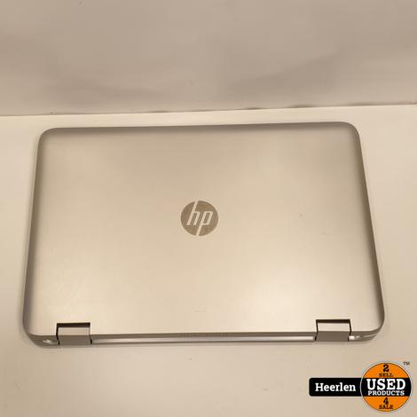 HP Envy 15 x360   Intel Core i3-4030U   4GB - 500GB   A-Grade   Met Garantie