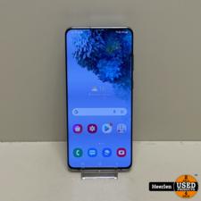 Samsung Samsung Galaxy S20 Plus 4G 128GB   Blauw   A-Grade   Met Garantie