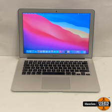 Apple Apple Macbook Air Early 2014   Intel Core i5-4260U   4GB - 128GB SSD   A-Grade   Met Garantie