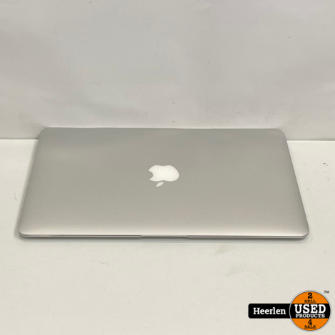 Apple Macbook Air Early 2014   Intel Core i5-4260U   4GB - 128GB SSD   A-Grade   Met Garantie