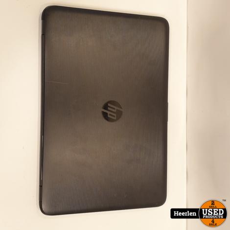 HP 15 | Intel Core i5-7200U | 4GB - 120GB SSD | B-Grade | Met Garantie