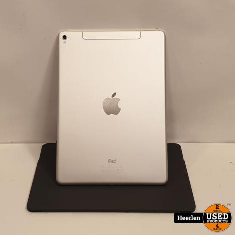 Apple iPad Pro 9.7 WiFi 128GB   Zilver   A-Grade   Met Garantie