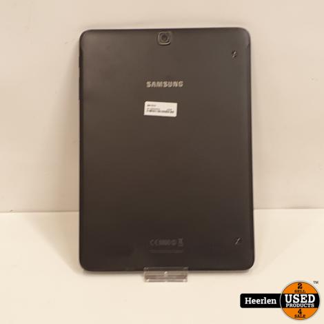 Samsung Galaxy Tab S2 9.7 WiFi 32GB   Zwart   B-Grade   Met Garantie