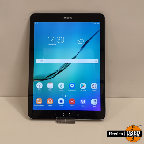 Samsung Galaxy Tab S2 9.7 WiFi 32GB | Zwart | B-Grade | Met Garantie