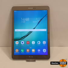 Samsung Samsung Galaxy Tab S2 9.7 Wifi - 4G 32GB   Goud   B-Grade   Met Garantie