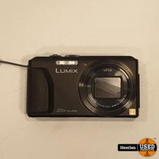 Panasonic Panasonic Lumix TZ40 | Zwart | A-Grade | Met Garantie