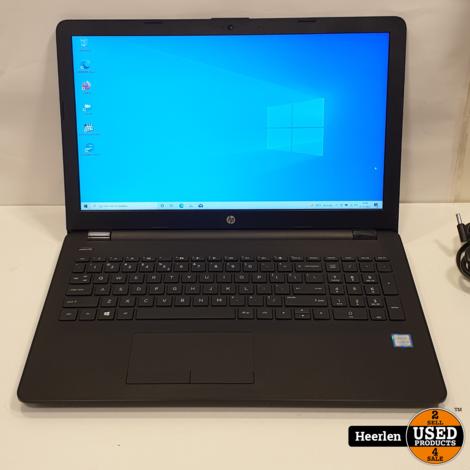 HP 15 | Intel Core i3-7100U | 4GB - 128GB SSD | A-Grade | Met Garantie