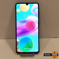 Samsung Samsung Galaxy A41 64GB | Zwart | B-Grade | Met Garantie