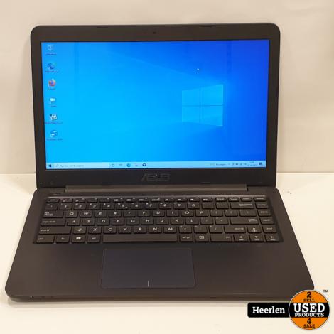 Asus R417S | Intel Celeron N3060 | 2GB - 32GB SSD + 500GB | B-Grade | Met Garantie