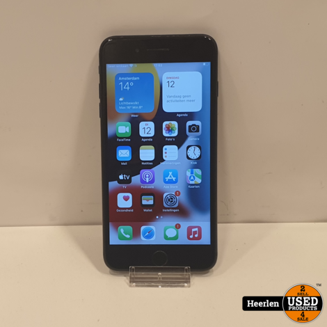 Apple iPhone 7 Plus 32GB   Jet Black   B-Grade   Accu 100%   Met Garantie