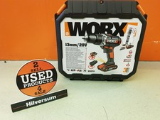 Worx Worx WX279.9 Schroefklopboormachine
