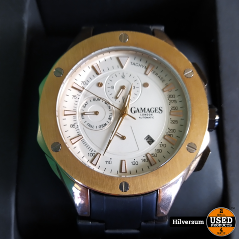 Gamages London automatic