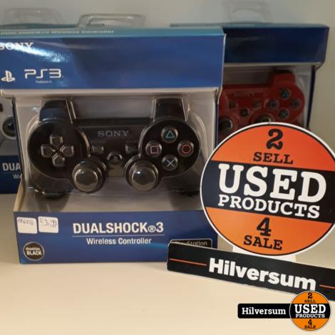 playstation 3 Dualshock Draadloze controller
