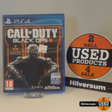 Playstation Call of Duty Black Opps 3