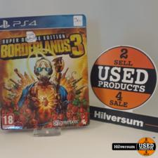 Playstation Borderlands 3 Super Deluxe Edition