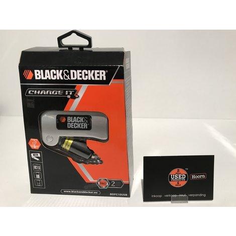 Black&Decker; BDPC10USB Omvormer Nieuw in Doos