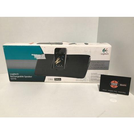 Logitech Rechargeable Speaker S315i Voor iphone en ipod Nieuw in Doos