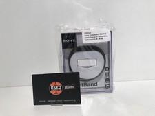 Sony Smartband SWR10 Zwart Nieuw in Verpakking