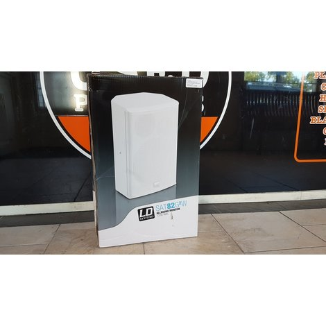 LD Systems SAT82G2W All Round Monitor 120W RMS Nieuw in Doos