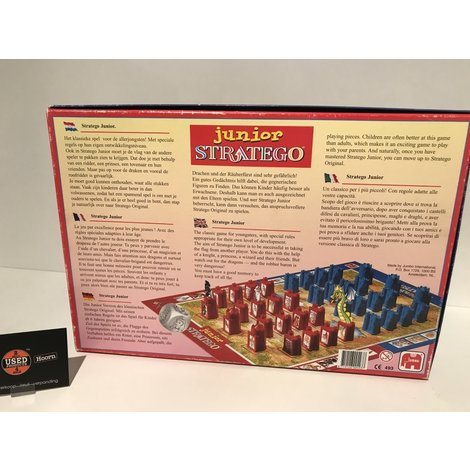 Jumbo Junior Stratego Bordspel