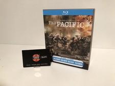 The Pacific Blu Ray box