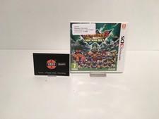 Nintendo 3DS Game: Inazuma Eleven Lightning Bolt
