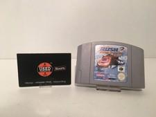 Nintendo 64 Game: Rush 2 N64