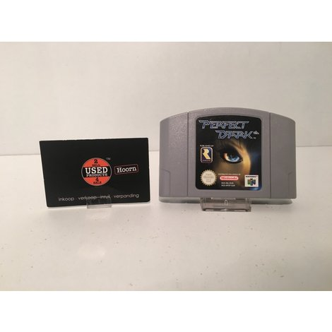 Nintendo 64 Game: Perfect Dark N64