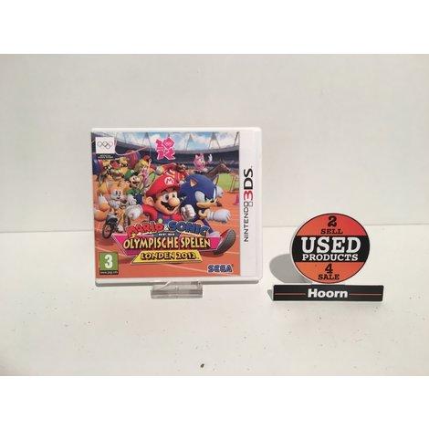 Nintendo 3DS Game: Mario en Sonic op de Olympische Spelen