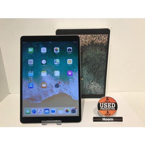 iPad Pro 10.5'' 256GB Wifi + Cellular Space Gray ZGAN Compleet in Doos met Bon