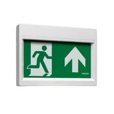 Famostar Noodverlichting Armatuur Go!, 290x35mm, Vluchtwegsignalering - 391860 | Nieuw in Doos