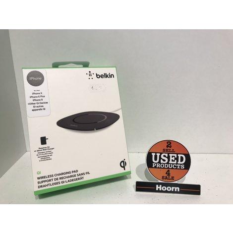 Belkin Qi Wireless Charging Pad Compleet in Doos