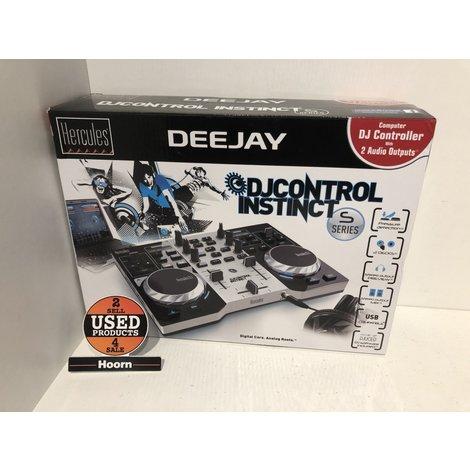 Hercules DJ Control Insinct S series Compleet in Doos