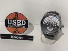 Joshua & Sons JX129RD Quartz Horloge in Zeer Nette Staat