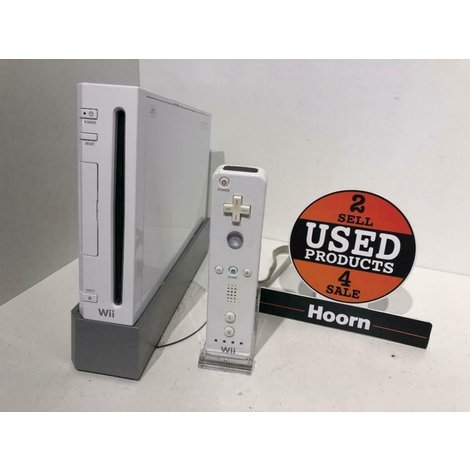 Nintendo Wii Wit Compleet incl. Controller
