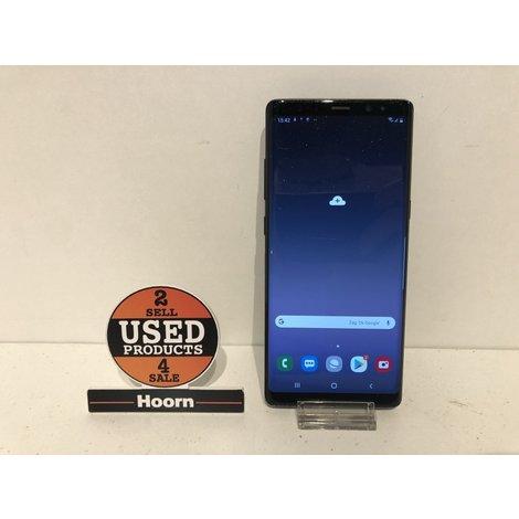 Samsung Galaxy Note 8 64GB Black Los Toestel incl. Lader