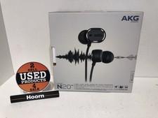 AKG N20NC Noice Cancelling In-Ear Oordoppen ZGAN Compleet in Doos incl. Bon