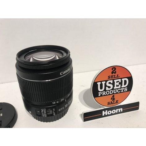 Canon EFS 18-55mm 1:3.5-5.6 IS II Lens