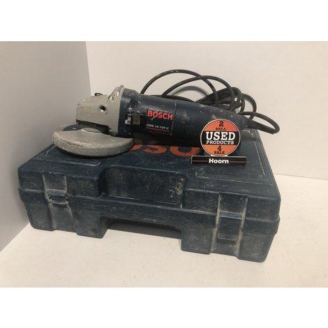 Bosch GWS 10-125 C Slijptol in Koffer