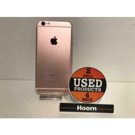 iPhone 6S 64GB Rose Gold Los Toestel incl. Lader