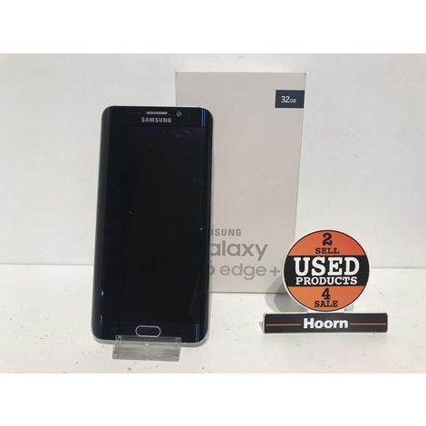 Samsung Galaxy S6 Edge Plus 32GB Black Compleet in Doos incl. Lader