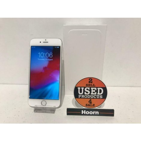 iphone 6 16GB Silver Compleet in Doos incl. Lader